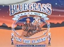 Bluegrass on the Plains logo