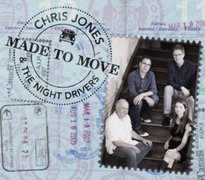 Not All Who Wander are Lost- the new Chris Jones/Night Drivers CD
