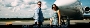 Faster and Farther- Darin & Brooke Aldridge